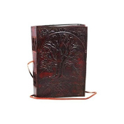 Generic Sacred Oak Tree Leather Blank Book