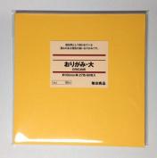 MUJI JAPAN Origami Paper 27colors 15cm ×15cm 80sheets Pack