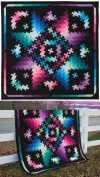 Twister Shimmer Quilt Pattern