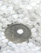 Polypropylene Pellets for Crafting - Non-Toxic and Washable - Stuffing Filler for Dolls Weighted Blankets Bean Toss and Cornhole Bags