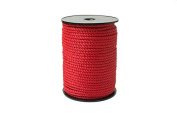 "Twisted Cord 16/2 (1/10""- 2.5mm) 144 Yards - Red"