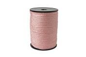 "Twisted Cord 68/3 (1/4"" - 5MM) - Lt Pink"