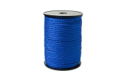 "Twisted Cord 68/3 (1/4"" - 5MM) - Royal"