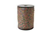 "Twisted Cord 68/3 (1/4"" - 5MM) - Rainbow"