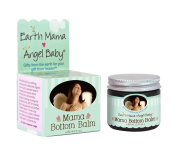 Earth Mama Angel Baby Earth Mama Bottom Balm, 60ml Jars
