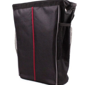 Better Space Backseat Car Trash Bag, Black