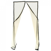 Voberry® Summer Magnetic Mosquito Curtains Anti Insect Screen Door Curtain Fashion Net Curtain