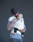 Moby Wrap Baby Carrier, Dots