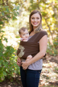 Moby Wrap Baby Carrier, Tree