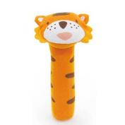 Yoyorule Cute Animal Soft Stuffed Infant Baby kids Plush Toys Rattles