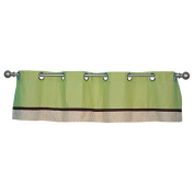 Arbour Friends Window Valance - same as in set