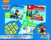 PAW Patrol Sound Keychain & 3 Book Set