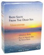 Ancient Secrets - Dead Sea Mineral Bath Salts Unscented - 0.5kg. Clearance Priced
