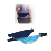 Gel Beads Lumbar Belt - Medium