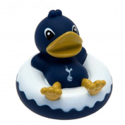 Baby Toys - Official Tottenham Hotspur FC Rubber Dinghy Duck Bath Toy - Novelty Baby Football Gift Ideas
