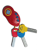 My Car Remote Key Set Baby Toy-Colours May Vary