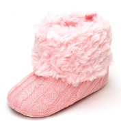 Baby Plush Boots Pink US 5