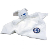 Baby Security Blanket - Official Chelsea FC Baby Comforter Bunny - Novelty Baby Football Gift Ideas