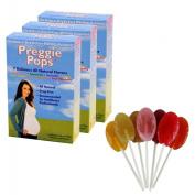Three Lollies Variety Preggie Pops