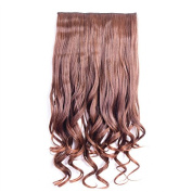 Originea Tm Miss Layla New Arrival 24 Inches 60Cm Girl Women Synthetic Long Wave Curly Clip Ponytail Hair Extension