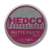 Hedco Professional Matte Paste 100ml - Work It
