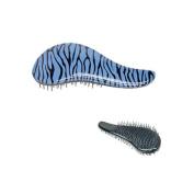 Blue Zebra Brush