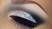 Glitter Eyes - GH1 Holographic Silver Glitter Eye Eyeshadow Eye Kit Shadow Large 10ml Pot