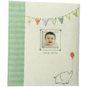 C.R. Gibson Loose-Leaf Memory Book, Made with Love Multi-Coloured