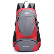 Local Lion Outdoor Hiking Climbing Backpack Daypacks Waterproof Mountaineering Bag 35L Unisex High-capacity Travel Bag