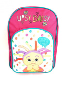 UPSY DAISY IN THE NIGHT GARDEN PINK GIRLS NURSERY SCHOOL BACKPACK RUCKSACK BAG