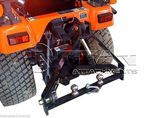 Top Link Kubota Parts : Kubota bx trailer hitch compact tractor drawbar point