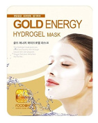Gold Hydrogel Korea Facial Mask Sheet Pack Skin Care Masque 1 Box 5 pcs