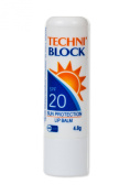 Techniblock® SPF20 Lip Balm