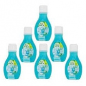Airwick Pull Up Tabs - Aqua Fresh Waters 375ml Each x 6 - Rare Scent Grab A Bargain