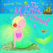 Princess Time the Little Mermaid