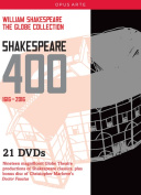 The Globe Collection - Shakespeare 400 1616-2016 [Region 2]