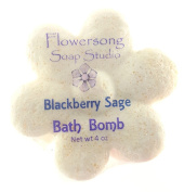 Blackberry Sage Bath Bomb