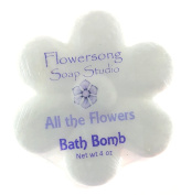 All the Flowers Bath Bomb