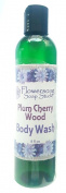 Plum Cherry Wood Body Wash