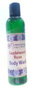 Sandalwood Rose Body Wash