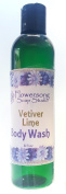 Vetiver Lime* Body Wash