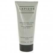 NEW TED LAPIDUS Lapidus Cologne Hair & Body Shampoo (Shower Gel) FOR MEN - 100ml