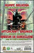 Witchcraft Braker Bath Herbs 20ml Jar