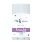 Plus 1 Skin Care All Natural Pregnancy Safe Deodorant, Aluminium Free, Preservative Free, All Day Protection, Lavender with Aloe