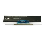 Tweepi Hair Removal Wand- With Upper Lip Shaped Cool Gel Pack for Numbing and Soothing Aftercare