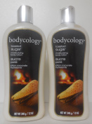 X2 Bodycology Cosy Toasted Sugar Body Lotion 350ml