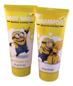 Minions - Despicable Me Body Wash & Shampoo Set for Kids