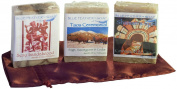 Outward Bound Collection Handcrafted Soap, Bundle of 3 Bars