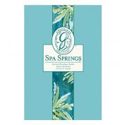 Greenleaf Large Scented Fragrance Sachet 115ml - Spa Springs