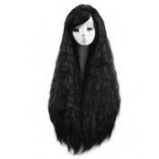Andao Girls Cosplay Wig Quality Synthetic Wigs Women Beauty Party Decoration Be3266